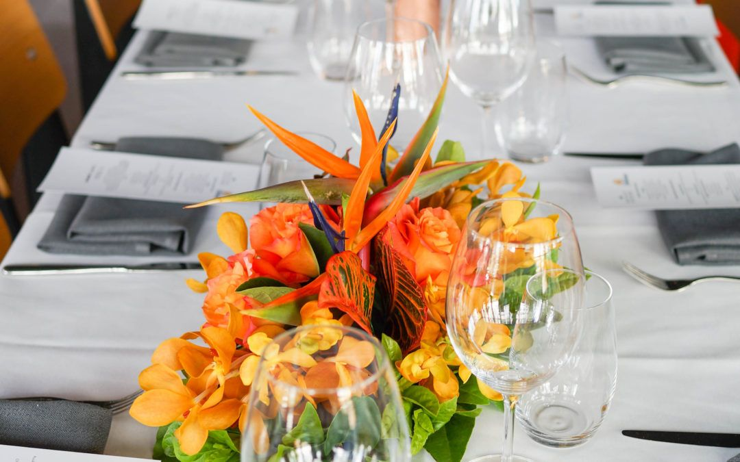 Flower Arrangements for Autumn Weddings