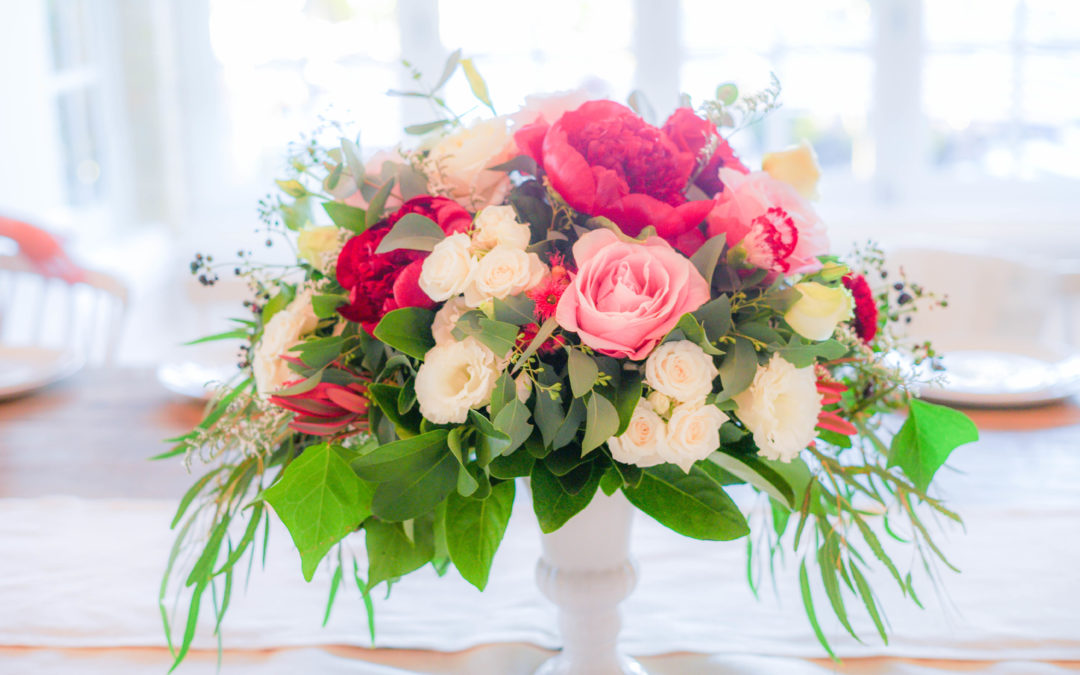 Beautiful Spring Flower Arrangements