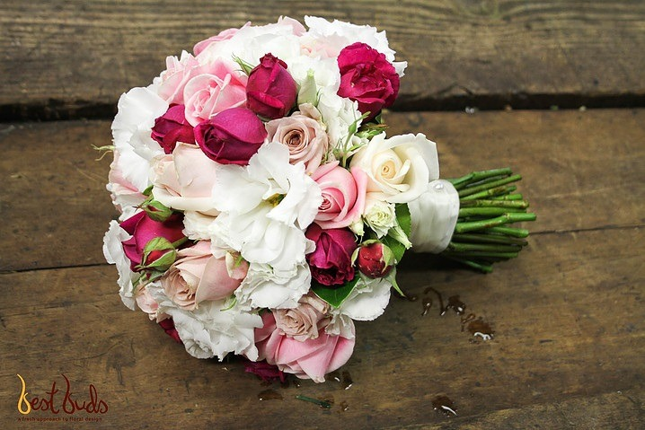 How to choose a unique Valentine's Day bouquet