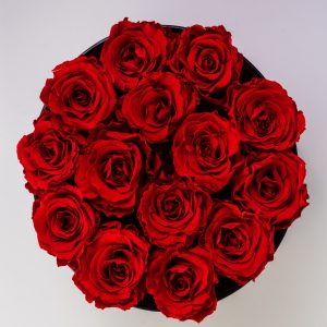 Red Rose Wrapped