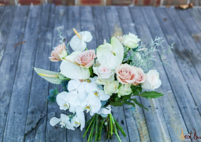 Bridal Bouquet Pastel Unstructured