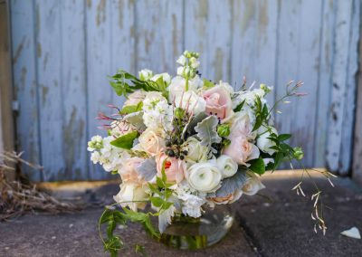 Bridal Bouquet Pastel Whimsical