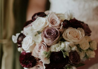 Bridal Bouquet Winter Tone