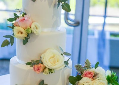 Cake Floral 3 tiers