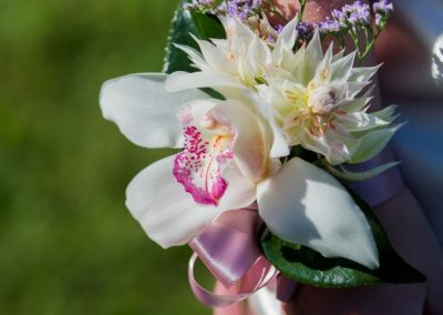 Wrist Corsage Cymbidium Orchid White resized no logo