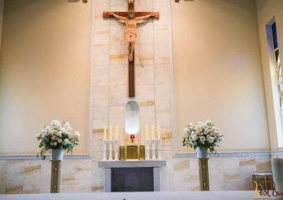 Ceremony Arrangement Blessed Sacrament Mosman