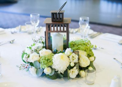 Guest Table Centrepiece Giraltar Hotel Bowral